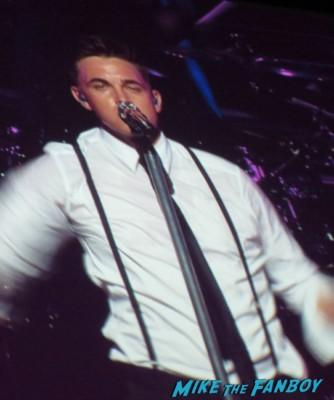 backstreet boys Backstreet boys live in concert los angeles universal ampitheatre  after party