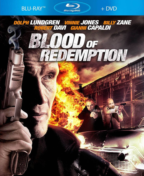 Dolph Lundgren blood of redemption still hot rare