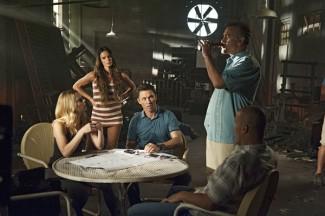 Burn Notice - Season 7 press promo photo