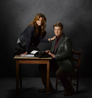 Castle-Season-5-1 cast photo nathan fillion