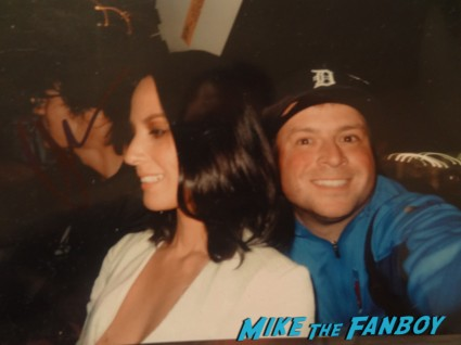 olivia munn fan photo rare magic mike olivia munn signed autograph photo rare promo throwing first pitch dodgers
