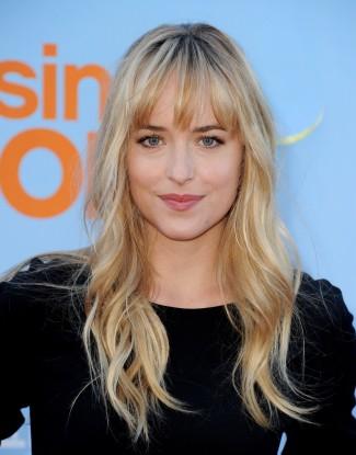 Dakota Johnson 50 shades of grey Screening Of Fox's New Tuesday Night Comedies