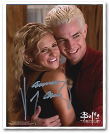 James Marsters signed autograph photo spike buffy the vampire slayer rare hot