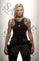 Battlestar Galactica katee sackhoff signed autograph photo rare promo