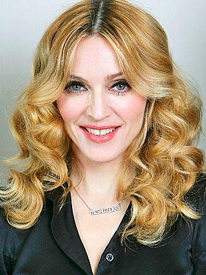 Madonna rare headshot promo photo