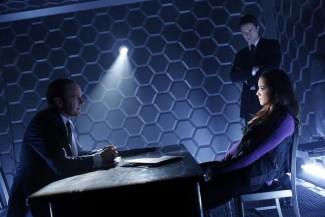 Marvel's Agents of S.H.I.E.L.D. CLARK GREGG, BRETT DALTON, CHLOE BENNET