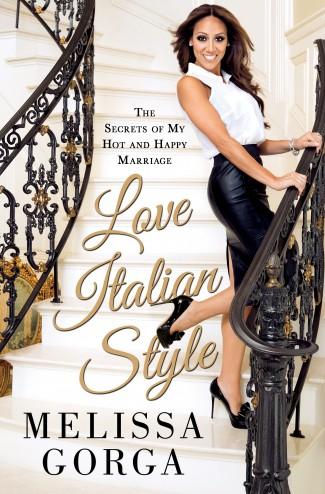 Melissa Gorga's new book love italian style