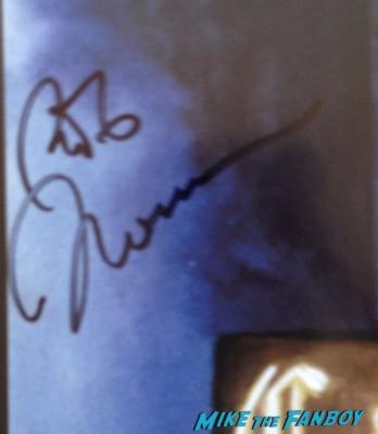 Veronica mars cast autograph signing season 1 promo poster rare Veronica Mars cast autograph signing comic con Jason Dohring & Francis Capra