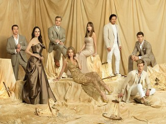 Revenge Season 3 cast photo rare poster promo emily vandecamp