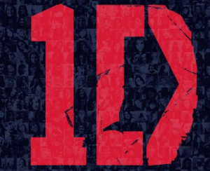 one direction this is us movie poster logo