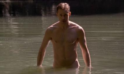 alexander skarsgard shirtless naked photo rare
