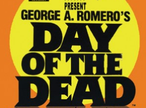 Day of the dead logo film festival screening rare george romero