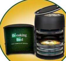 Breaking Bad The Complete series dvd complete series set rare bryan cranston aaron paul