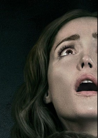Insidious chapter 2 promo movie poster rare one sheet rose byrne