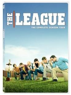 The league season 4 dvd cover art rare The league logo rare promo season 4 promo photo hot