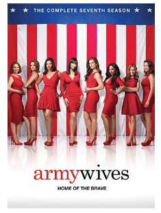 Army Wives Season 7 promo poster rare hot sexy lifetime series
