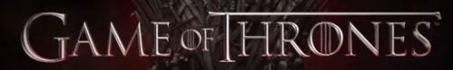 game of thrones title rare logo hot