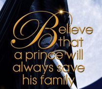believe that a prince will always save his family once upon a time promo poster season 3 ABC series