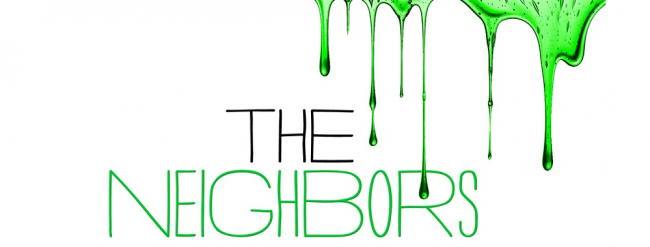 The Neighbors logo rare season 1 wallpaper image