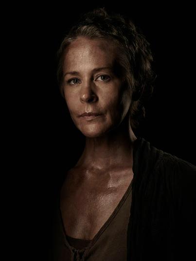 Melissa Mcbride The Walking Dead season 4 Portrait Cast photo hot rare