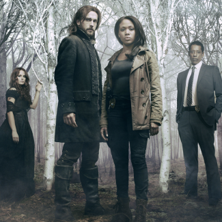 Sleepy hollow rare promo press photo hot fox series
