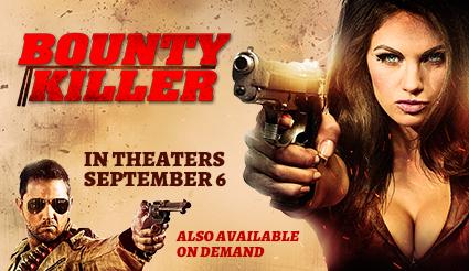 bounty killer rare movie poster promo image rare
