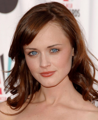 alexis bledel gilmore girls hot sexy red carpet photo shoot