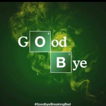breaking bad goodbye logo rare AMC
