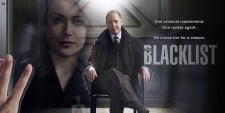 The Blacklist rare promo movie poster logo hot james spader rare