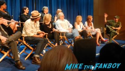 china beach cast q and a paley center Dana Delany, Marg Helgenberger, Michael Boatman, Robert Picardo, Concetta Tomei, Brian Wimmer, Jeff Kober, Nancy Giles, Troy Evans, Ricki Lake, Chloe Webb, and creator John Sacret Young