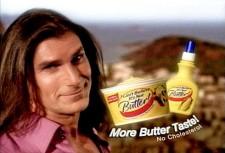 fabio butter logo commercial rare