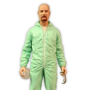 breaking bad walter white nycc 2013 green hazmat suit exclusive action figure