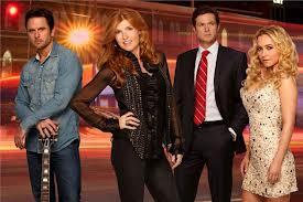 Nashville season 1 cast photo rare promo connie britton Hayden Panettiere