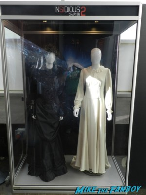 insidious 2 prop and costume display