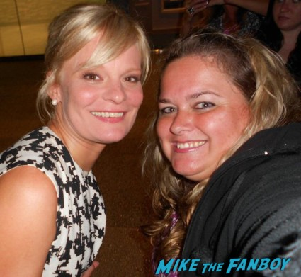 martha_plimpton fan photo signing autographs for fans goonies raising hope parenthood promo