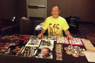 keith coogan shirts rare promo