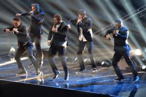 nsync VMA Reunion rare promo boy band