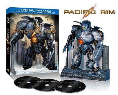 pacific_rim limited edition blu ray packaging rare Ohhhhhh Warner Bros is amping up the limited edition packaging! First they released a killer set for Man Of Steel and not a cool as all get out package for Pacific Rim. These are the international covers but I'm sure they will have something for those of us who reside in the US! The Jaeger packaging is amazing! Check it out!