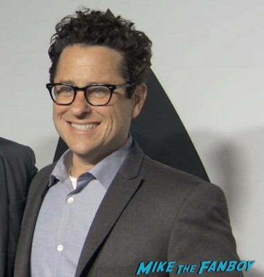 jj abrams on the red carpet at star trek into darkness blu ray party simon pegg jj abrams red carpet (1)