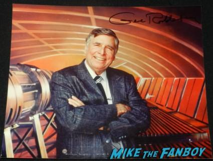 Gene Roddenberry star trek ttm autograph collecting rare william shatner 006