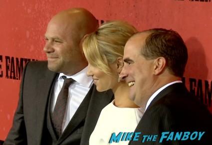 diana agron on the red carpet the family new york movie premiere red carpet michelle pfeiffer robert deniro (24)