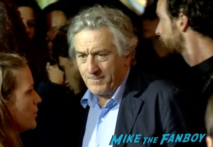 robert deniro on the red carpet the family new york movie premiere red carpet michelle pfeiffer robert deniro (24)
