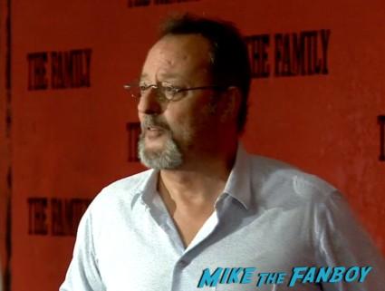 jean reno on the red carpet the family new york movie premiere red carpet michelle pfeiffer robert deniro (24)