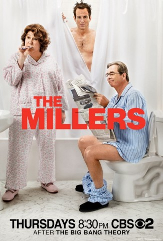 the-millers margo martindale beau bridges will arnett promo poster key art rare