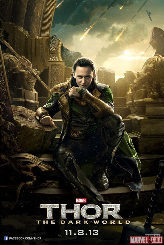 thor_poster_2 loki tom hiddleston individual thor: The Dark World movie poster thor_poster_1 Thor: The Dark World movie poster logo chris hemsworth rare hot thor 2 one sheet teaser individual poster thor_poster_1 Thor: The Dark World movie poster logo chris hemsworth rare hot thor 2 one sheet teaser individual poster
