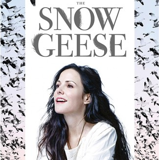 Snow Geese poster mary louise parker rare