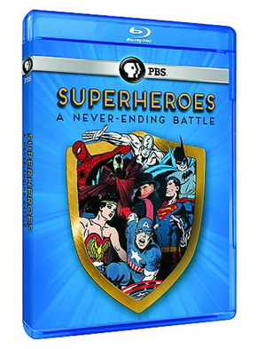 superheroes a documentary