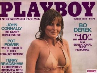 Bo Derek playboy cover rare promo bo_derek_gallery_main in swimsuit from 10 rare hot