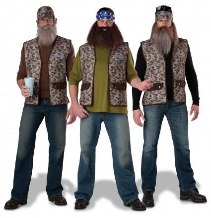 DD InCharacter HW costumes Duck dynasty logo rare