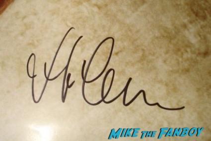 jennifer garner signed autograph alias poster rare
